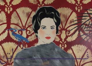 Imagen: Faten (2008). Cortesía de Barjeel Art Foundation