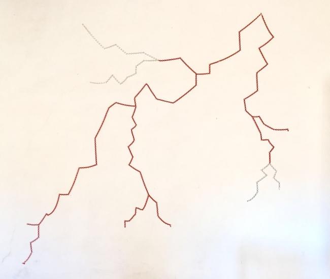 Keila Alaver | Ir al evento: 'FluPlu'. Exposición en Casal Son Tugores / Alaró, Baleares, España