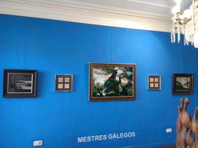 Urbano Lugrís: Terra et Mare – Cortesía de la Galería José Lorenzo