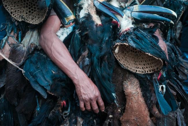 Secreto Sarayaku, MishaVallejo, ganador PremioPHENBecaPhotOn – Cortesía de PhotOn Festival