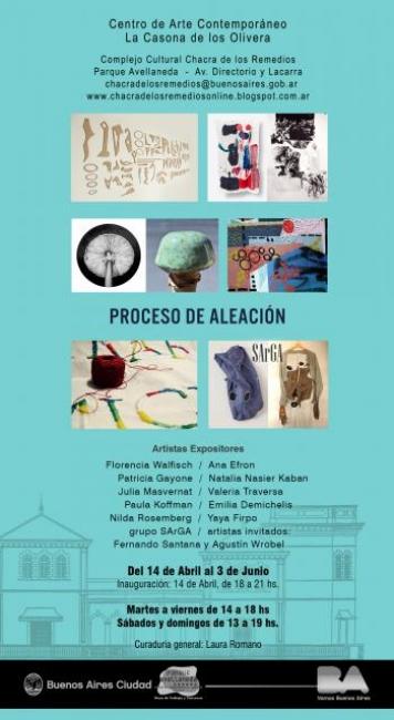 PROCESO DE ALEACIÓN