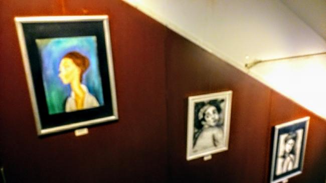 Imágenes de las obras expuestas