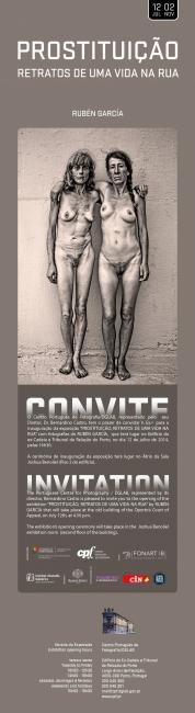 Prostituição. Retratos de uma vida na rua