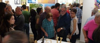 XLI exposició col·lectiva d'artistes del Prat