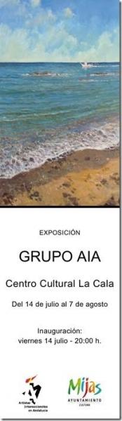 ARTISTAS FRENTE AL MAR