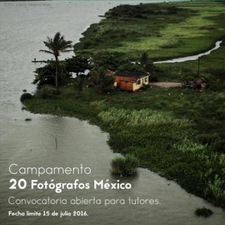 20 Fotógrafos México