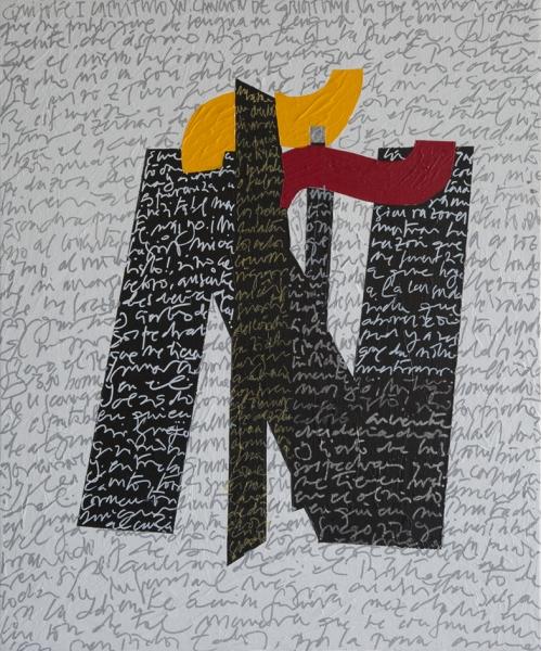 Cervantes | Ir al evento: 'A solas con la Ñ'. Exposición de Escultura, Pintura en Sala de Exposiciones Prado 19 - Ateneo de Madrid / Madrid, España