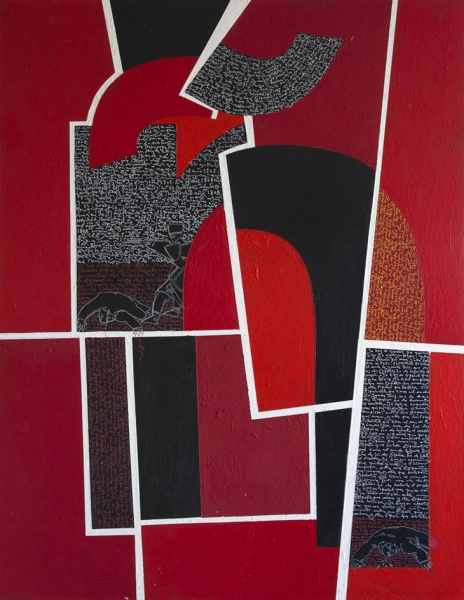 De antaño y el 3 de mayo de 1808 | Ir al evento: 'A solas con la Ñ'. Exposición de Escultura, Pintura en Sala de Exposiciones Prado 19 - Ateneo de Madrid / Madrid, España