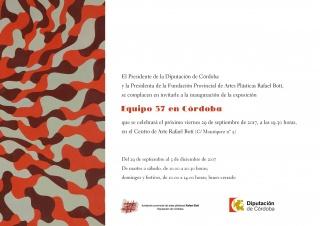 Equipo 57 en Córdoba