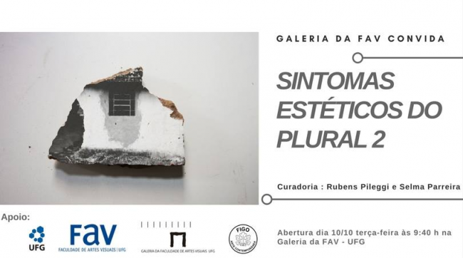 SINTOMAS ESTÉTICOS DO PLURAL 2. Imagen cortesía Galeria FAV
