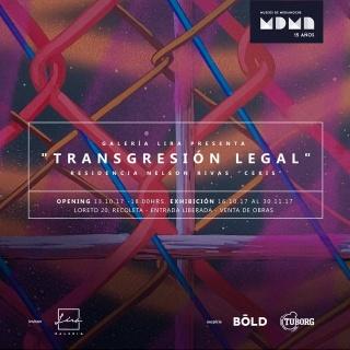 TRANSGRESIÓN LEGAL