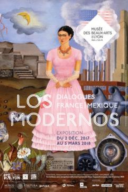 LOS MODERNOS. DIALOGUES FRANCE|MEXIQUE