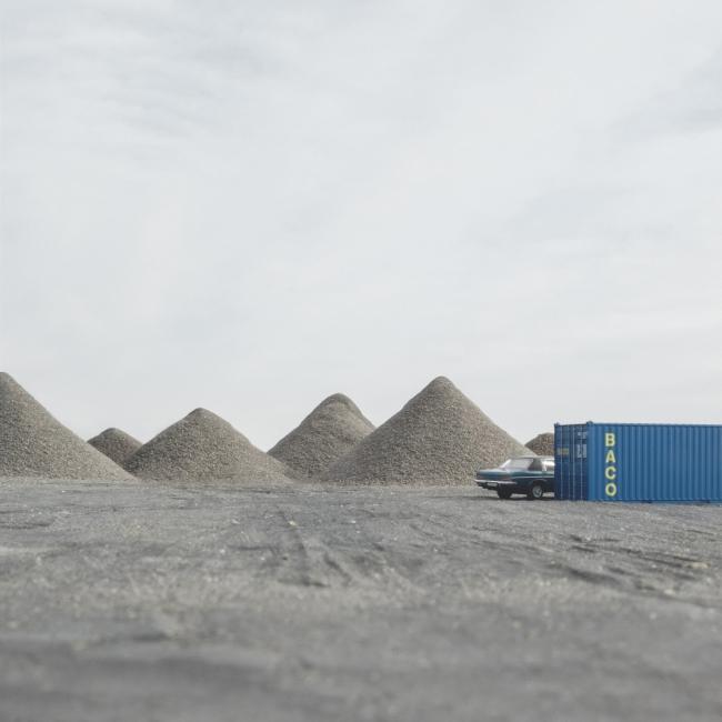 Iván Franco. Mina. 120 x 120 cm. 2018 – Cortesía de Piramidón, Centre d'Art Contemporani