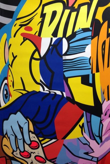 Pro176 // Cortesía de Plastic Murs