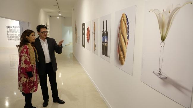 Vista de la exposición – Cortesía del Área de Comunicación del Ayuntamiento de Málaga