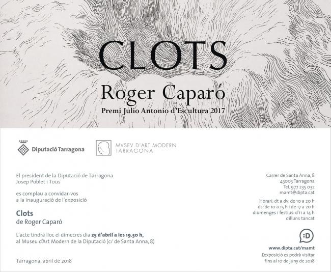 Roger Caparó. Clots