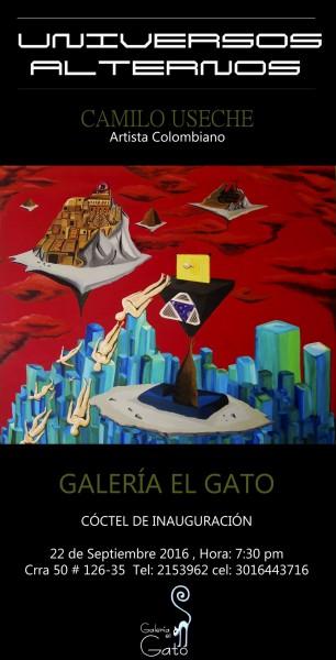 Camilo Useche, Universos alternos