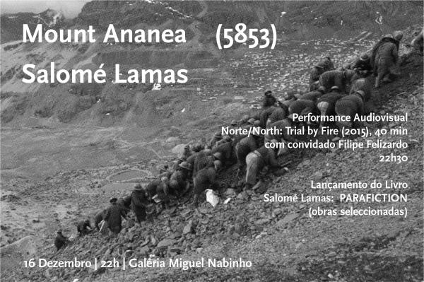 Salomé Lamas, Mount Ananea (5853)