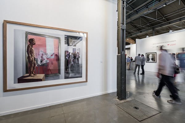 Estampa 2017 | Ir al evento: 'Estampa 2017'. Feria de arte de Escultura, Fotografía, Pintura en Matadero Madrid / Madrid, España