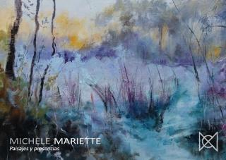 Michèle Mariette_Paisajes y presencias