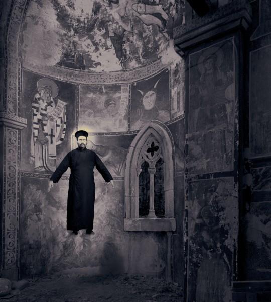 Milagro de la levitación (Serie Milagros, 2002)