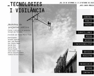 Tecnologias y vigilancia