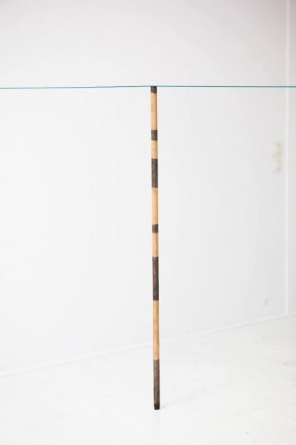 RAFAEL PÉREZ EVANS | Ir al evento: 'Pararrayo'. Exposición de Arte urbano, Escultura en A B I E R T O Theredoom / Madrid, España