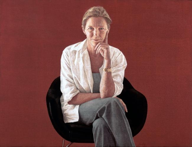 """Hernán Cortés, """"Pilar Solís"""", 2000-2001 — Cortesía del Espacio Fundación Telefónica"""