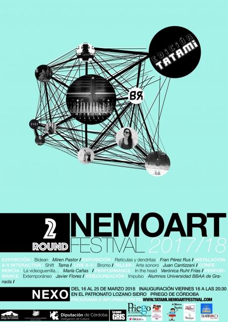 Nemo Art Festival 2017/2018 (2 round)