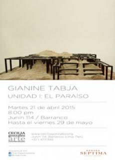 Gianine Tabja, Unidad I: El Paraíso