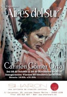 Carmen Gómez Orta, Aires del Sur