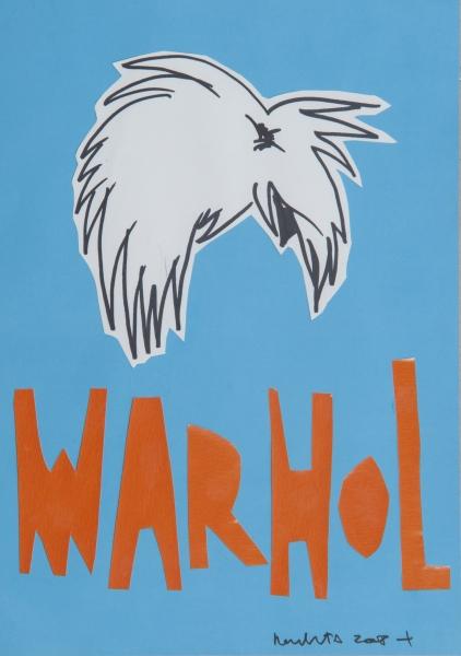 ROBERTA MARRERO. Warhol, 2008. Tca mixta s_papel