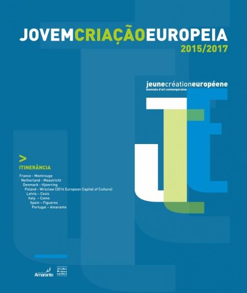 Jovem Criação Europeia 2015/2017