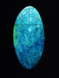 """""""Las formas de la luz"""", de Joan Vila Grau - Cortesía de la Sala Parés"""