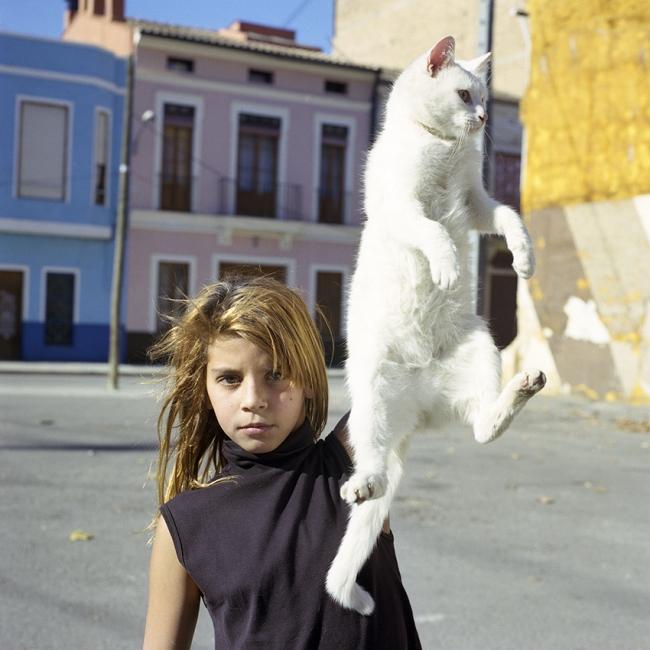 Laura Silleras. Proyecto sobre el Cabanyal – Cortesía de la Unió de Periodistes Valencians