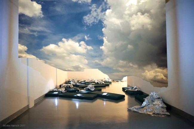 Under the Same Sky...We dream | Ir al evento: 'Instalación de vídeo y sonido: Bajo el mismo cielo... soñamos'. Exposición de Arte sonoro, Fotografía en BRIC House Artist Studio / Nueva York, New York, Estados Unidos