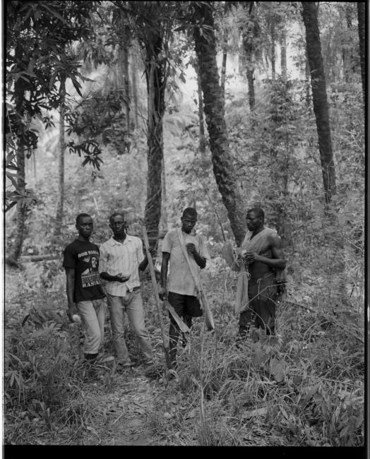 © Samuel Aranda, Ecosistema (19 + 1) — Cortesía de la X Biennal de Fotografia Xavier Miserachs