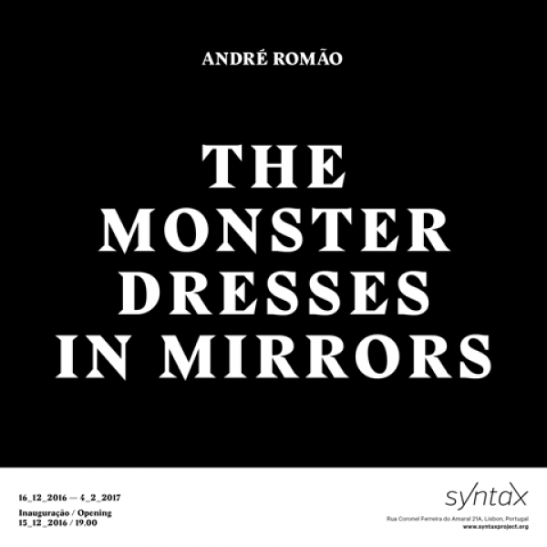 The Monster Dresses in Mirrors