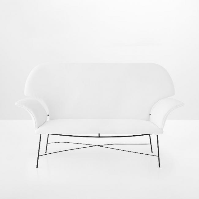 Martin Eisler & Carlo Hauner Sofa, 1950s - Cortesía de SIDE GALLERY