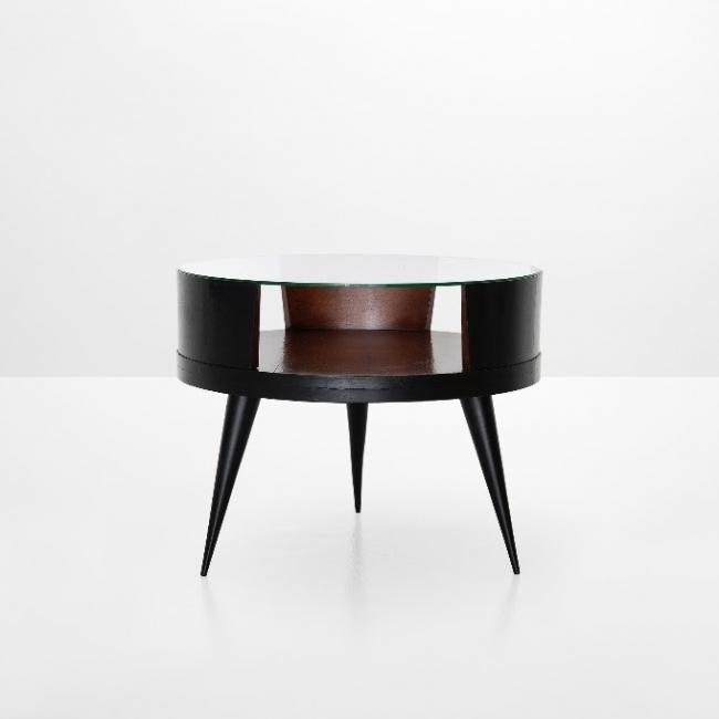 Martin Eisler & Carlo Hauner Coffee table, 1950 - Cortesía de SIDE GALLERY