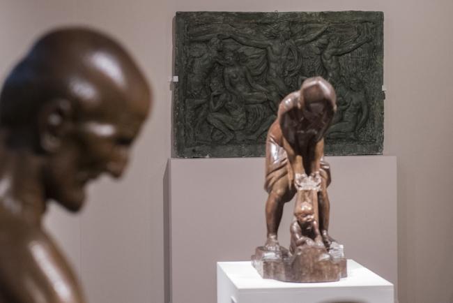 Adsuara, Vicent i Peresejo: Tres escultors mediterranis entre la tradició i la renovació — Cortesía del  Consorci de Museus de la Comunitat Valenciana