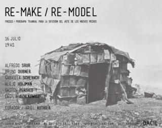 Re-make / Re-model