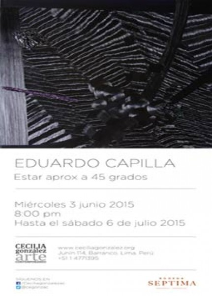 Eduardo Capilla, Estar aprox a 45 grados