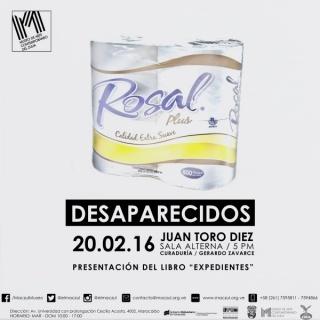 Juan Toro Díez, Desaparecidos
