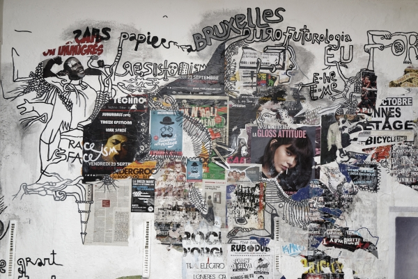 Babi Badalov, Carpetalism (2016). 5 Bienal de Rennes . Cortesía del artista y galería Jerome Poggi