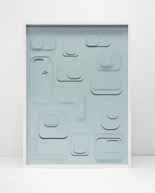 Vik Muniz, Jacuzzi, Handmade, 2016 | Ir al evento: 'Handmade'. Exposición de Pintura en Elba Benitez / Madrid, España