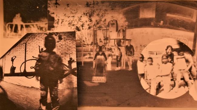 Andrea Melo - City Bolívar. | Ir al evento: 'Salón de Arte Soacha 2017'. Exposición de Arte digital, Arte sonoro, Escultura, Fotografía, Pintura en Centro Colombo Americano - Bogotá - Sede Soacha / Bogotá, Distrito Especial, Colombia