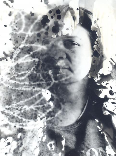 Nicolle Cuellar – Invasores. | Ir al evento: 'Salón de Arte Soacha 2017'. Exposición de Arte digital, Arte sonoro, Escultura, Fotografía, Pintura en Centro Colombo Americano - Bogotá - Sede Soacha / Bogotá, Distrito Especial, Colombia
