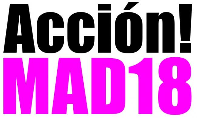 Acción!MAD18