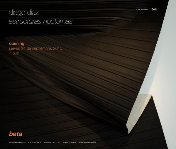 Diego Díaz, Estructuras nocturnas